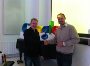 Casper Frederiksen GooglePartner